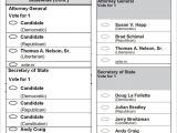Election Ballots Template Election Ballot Template Shatterlion Info