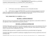 Electrical Contractor Contract Template Maintenance Agreement Templates 11 Free Word Pdf
