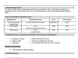 Electrical Engineer Fresher Resume format 40 Fresher Resume Examples