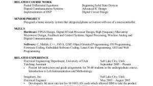 Electrical Engineer Resume Objective General Resume Objective Sample 9 Examples In Pdf