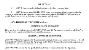 Electrical Maintenance Contract Template Maintenance Agreement Templates 11 Free Word Pdf