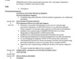 Electrical Maintenance Engineer Resume Electrical Maintenance Engineer Resume Sample Livecareer
