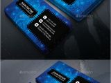 Electronic Business Card Templates Electronic Business Card Gallery Business Card Template