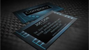 Electronic Business Card Templates Modern Electronic Business Card Templates by Borcemarkoski