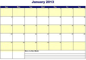 Electronic Calendar Template Electronic Calendar Template Invitation Template
