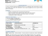Electronics Engineer Resume Resume Electrical Electronics Engineering