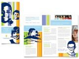 Elementary School Brochure Template 24 Kindergarten Brochure Templates Free Premium Templates