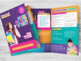 Elementary School Brochure Template Education Brochure Template 25 Free Psd Eps Indesign