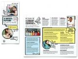 Elementary School Brochure Template Elementary School Brochure Template Design
