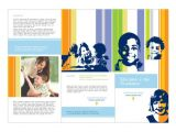 Elementary School Brochure Template Learning Centre Elementary School Print Template Pack