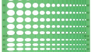 Elipse Template Westcott C Thru Ellipse Templates Blick Art Materials