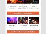 Email Ad Templates 15 Best Advertising Agencies Email Templates Ad Agency