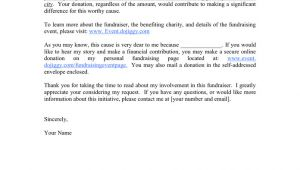 Email asking for Donations Template Donation Request Letter Email Template In Word and Pdf