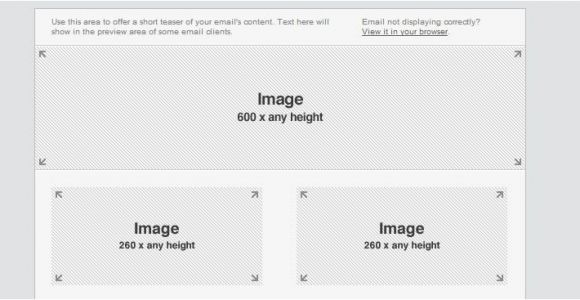 Email Blast Template Size 30 Free Responsive Email and Newsletter Templates