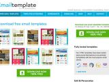 Email Campaign Templates Free Download the Best Places to Find Free Newsletter Templates and How