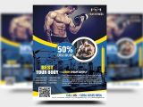 Email Flyer Templates Photoshop How to Create A Professional Flyer In Photoshop Fitness