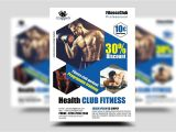 Email Flyer Templates Photoshop How to Create A Professional Flyer In Photoshop Gym