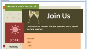 Email Invitation Templates for Outlook Download Free Printable Invitations Of E Mail Message New
