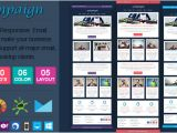 Email Marketing Campaign Templates Free Campaign Professional Responsive Email Template by