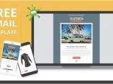 Email Marketing Campaign Templates Free Make Your Next Email Campaign Sizzle with This Free Fluid