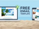 Email On Acid Responsive Template Grab Seashells V2 0 Of Our Free Responsive Email Template