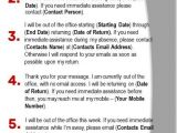 Email Response Templates 25 Best Ideas About Out Of Office Reply On Pinterest