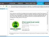 Email Signature Template Editor Codetwo Email Signatures for Office 365 Screenshots