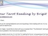 Email Tarot Reading Template A Behind the Scenes tour Of My Email Tarot Readings