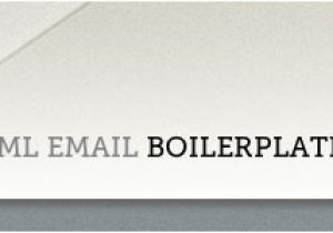 Email Template Boilerplate 6 Useful Web Development Boilerplates Favbulous