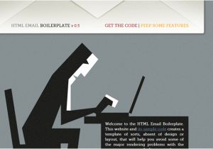 Email Template Boilerplate tools and Resources to Speed Up Your Web Design Workflow