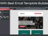 Email Template Builder software Belega Flat Responsive Email with Template Builder by