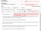 Email Template Testing Email Templates Pearson assessment Support