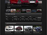 Email Templates for Car Dealerships Car Dealer Website Template 42186