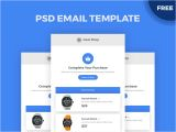Email Templating Behance Style Flat Ui Kit Psd Free Psds Sketch App