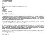 Email to Potential Employer Template Sample Professional Letter formats to Use Stuff to Buy