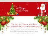Email Xmas Cards Templates 10 Christmas Email Newsletter Templates Designerslib Com