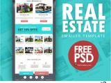 Emailers Templates Real Estate E Mailer Template Psd Psdfreebies Com