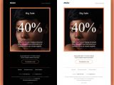Emailers Templates Shopping Sale Emailer Template Free Psd Download Psd