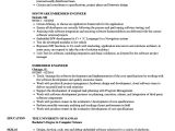 Embedded Engineer Resume 1 Year Experience Doc Embedded Engineer Resume Samples Velvet Jobs