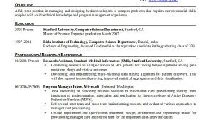 Embedded Engineer Resume 2 Year Experience software Engineer Resume Template 6 Free Word Pdf