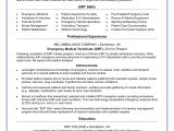 Emergency Medical Technician Resume Template Computer Repair Technician Resume Dictionary Meaning