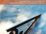 Employee Benefits Brochure Template 2016 Employee Benefits Looking Back at 20 Years Of
