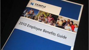 Employee Benefits Brochure Template Employee Benefits Guide On Behance