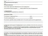 Employee Performance Contract Template Sample Performance Contract form Free Documents In Word Pdf