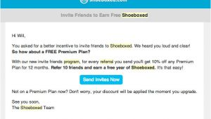 Employee Referral Email Template the Last Referral Program Template You Will Ever Need