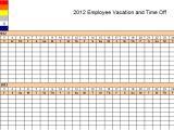 Employee Time Off Calendar Template Employee Time Off Calendar Template 2016 Calendar