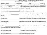Employment Contract Template Ontario Printable Sample Employment Contract Sample form Laywers
