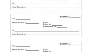 Empty Receipt Template 26 Blank Receipt Templates Doc Excel Pdf Vector Eps