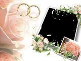 Engagement Invitation Card Background Hd Free Wedding Backgrounds Frames Frames Png Pernikahan