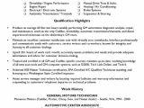 Engineer Helper Resume Automotive Mechanic Resume Examples Engineering Resume